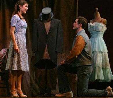 West Side Story: Matt Cavanaugh and Josefina Scaglione